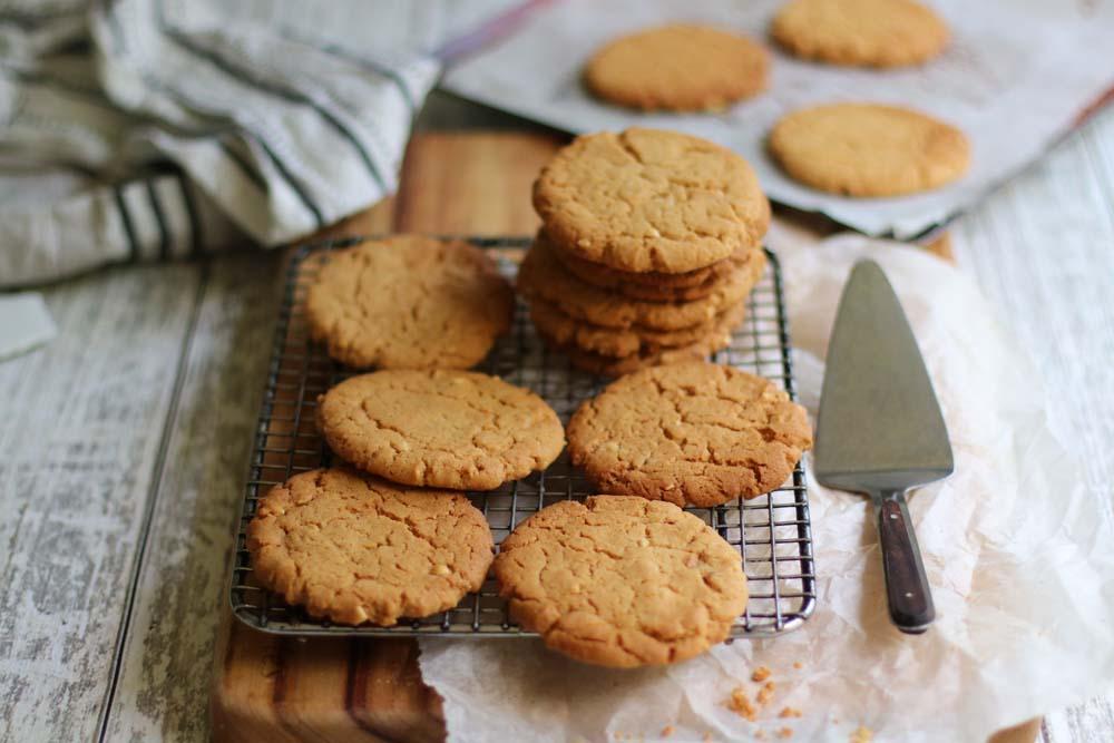Peanut butter Cookies for Vegans