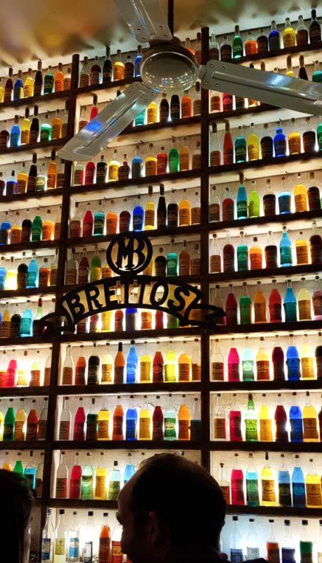 Brettos Wine bar Athens
