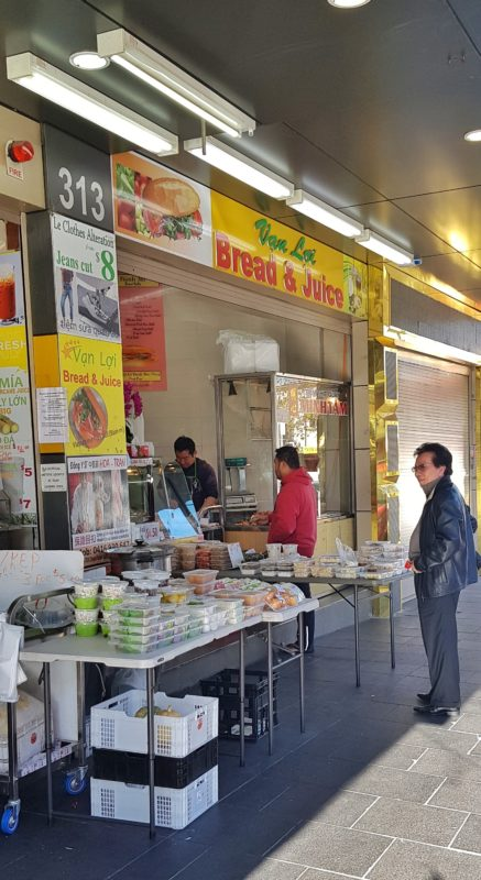 street stalls in bankstown