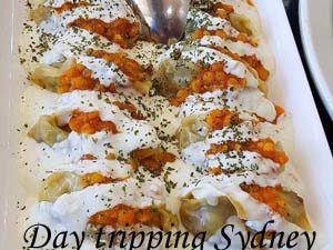 mantu dumplings in Merrylands