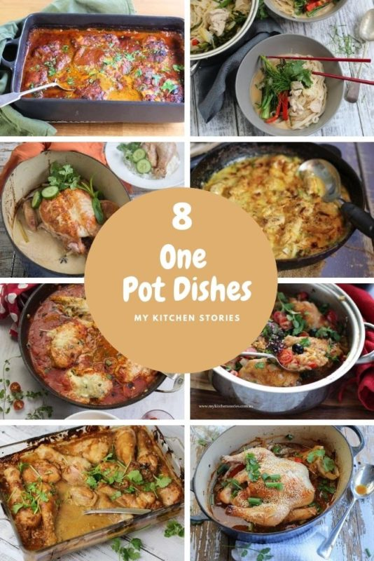 eight one pot dinner pictures