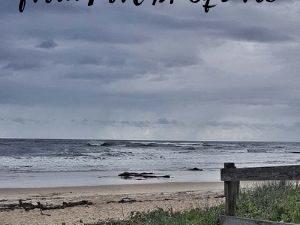 The beach at Port Macquarie