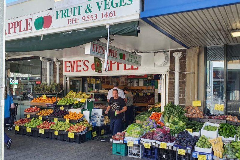 Street view of Eve Apple in Kogarah
